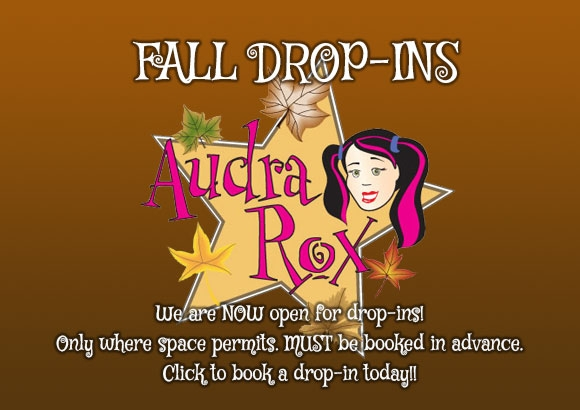 Fall Drop ins